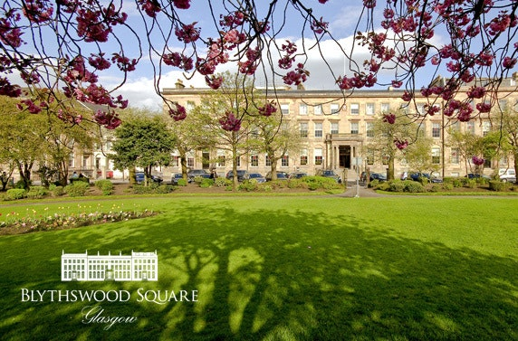 Thermal Experience and Prosecco at the 5* Spa at Blythswood Square – save 54%