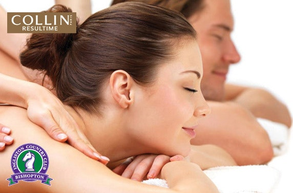 5* pamper at Ingliston Country Club