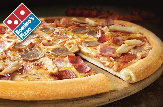 Large Dominos Pizza Save Up To 68