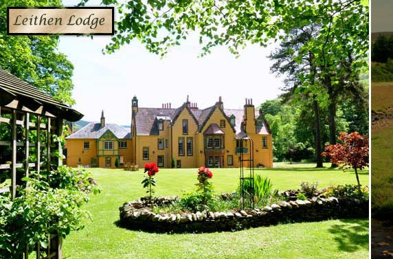 Luxury Lodges near Peebles