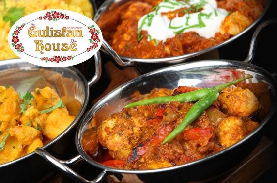 Indian Tasting Menu At The Gulistan House