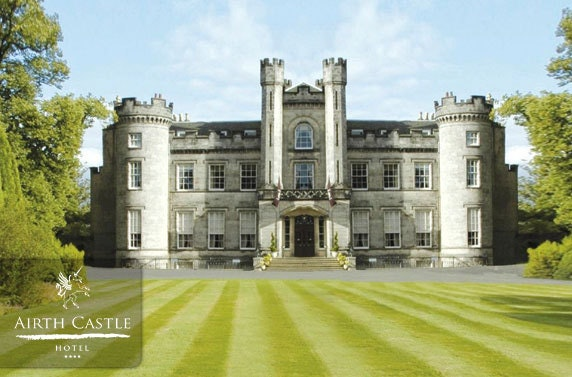 Airth Castle luxury spa day
