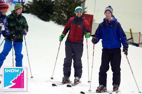 Xscape Snow Sports & Ice Climbing Lessons