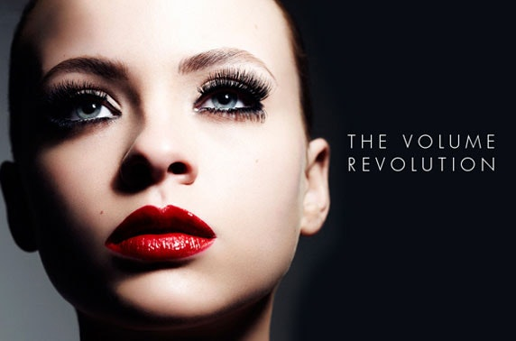 Lash Republic Style Selector UK Launch