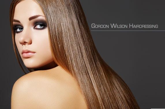 Cut & colour @ Gordon Wilson Hair – itison