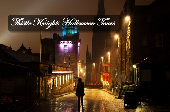 Thistle Knights Murder in Edinburgh Tour