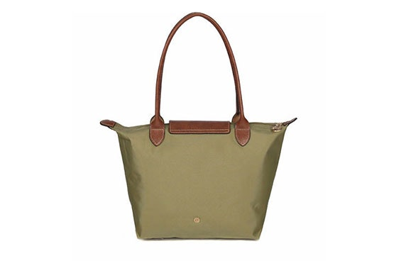 green longchamp style tote bag available in 2 sizes itison. Black Bedroom Furniture Sets. Home Design Ideas
