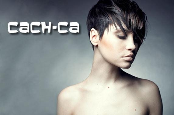 Hair makeover at Cach-Ca Hair