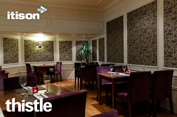 Thistle aberdeen city centre 59 itison for 10 14 union terrace aberdeen ab10 1we