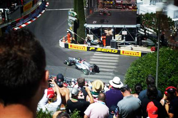 Monaco Grand Prix 2019 tickets