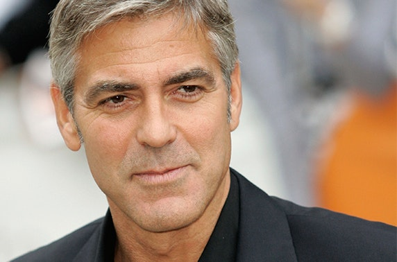 EXCLUSIVE: Win dinner with George Clooney in Edinburgh and help tackle homelessness