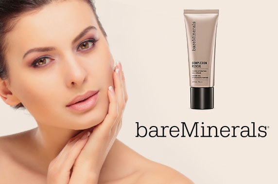 bareMinerals Complexion Tutorial, Jenners