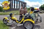 Chauffeured trike tour