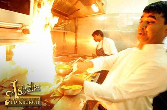 Ashoka Indian buffet