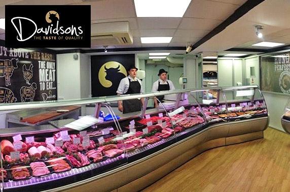 Davidsons Butcher steak pie - itison