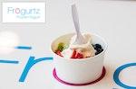 Frogurtz frozen yoghurt, Union Sq