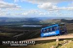 Funicular railway tickets, CairnGorm Mountain