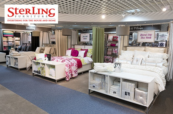 Sterling Furniture 50 Voucher Itison