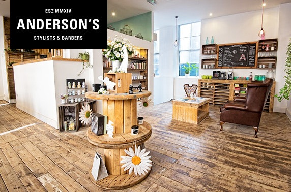 Anderson's Hair, City Centre
