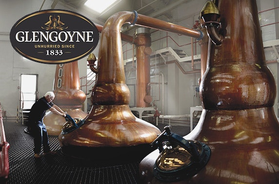 Award-winning Glengoyne Distillery whisky tour