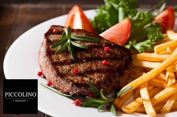 Piccolino dining & wine, Quayside - valid 7 days