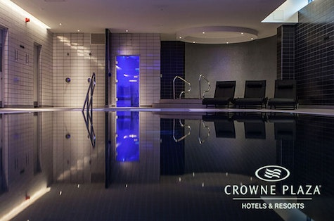 Mineral House spa day, 4* Crowne Plaza