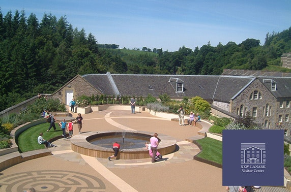 New Lanark Visitor Centre tix