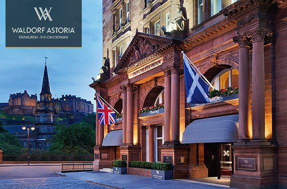 Guerlain Spa, 5* Waldorf Astoria Edinburgh