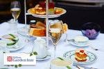 Afternoon tea with fizz, Hilton Garden Inn Aberdeen