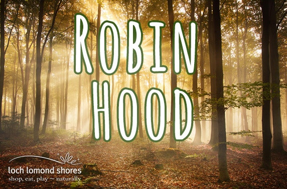 Plays in the Park – Robin Hood