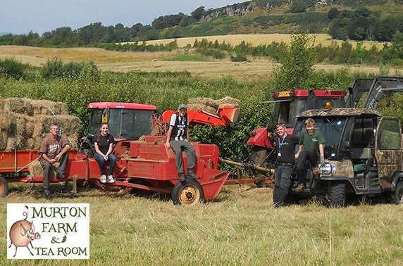 Murton Farm family passes - valid until 2021!