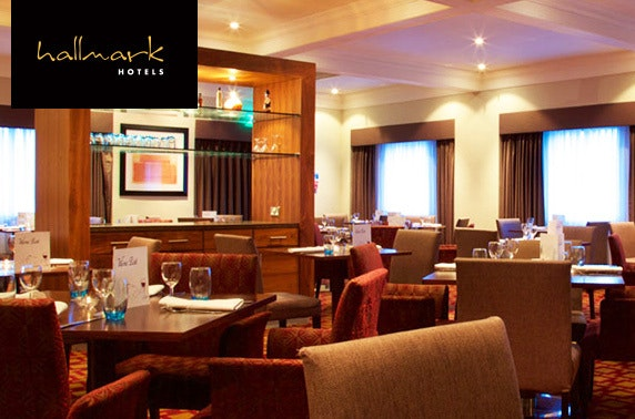 Hallmark Hotel Aberdeen Airport stay - £39