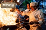 Thai cookery class, Thaikhun Aberdeen