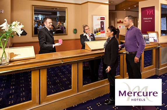 Mercure Ayr DBB - £75
