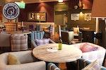 White Horse Inn dining, Balmedie