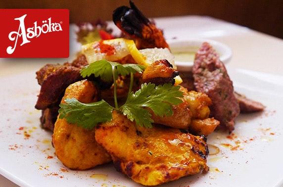 Ashoka West End Indian feast