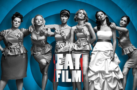 Bridesmaids - Movie and dinner with Eat Film, Sloans