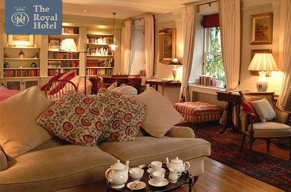 The Royal Hotel Comrie stay