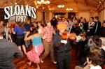 Legendary Friday Night Ceilidh at Sloans