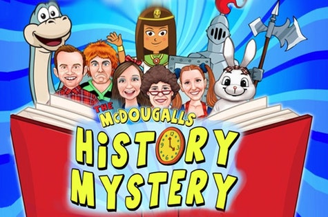 The McDougalls History Mystery at Websters Theatre