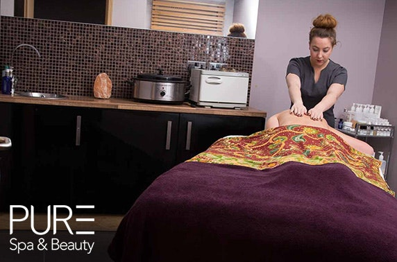 Pure union square treatments itison for Aberdeen tanning salon
