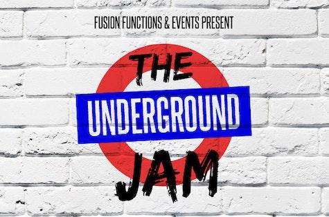 The Underground Jam at Òran Mór
