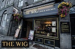 The Wig Bar & Kitchen dining