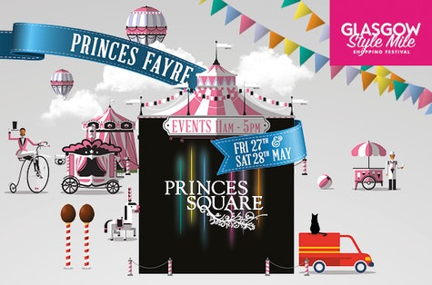 Princes Square Spring Fayre