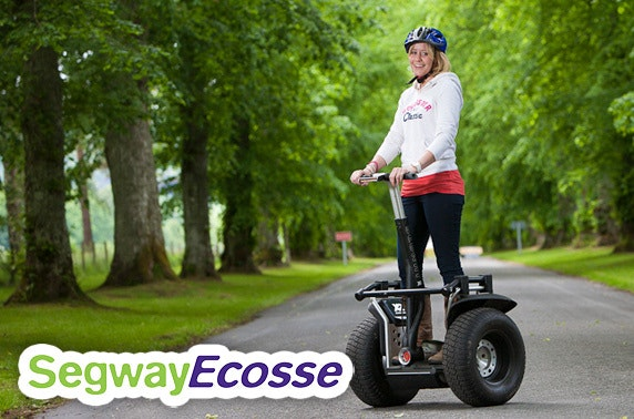 Segway forest experience, Perthshire - valid 7 days