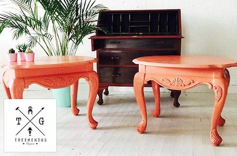 Treemendus Furniture Upcycle Workshop