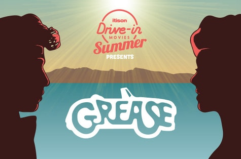 itison Drive-In Movies Summer presents Grease