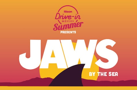 itison Drive-In Movies Summer presents Jaws