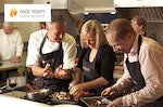 One day cookery class with Nick Nairn