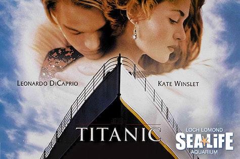 Titanic at Loch Lomond Shores